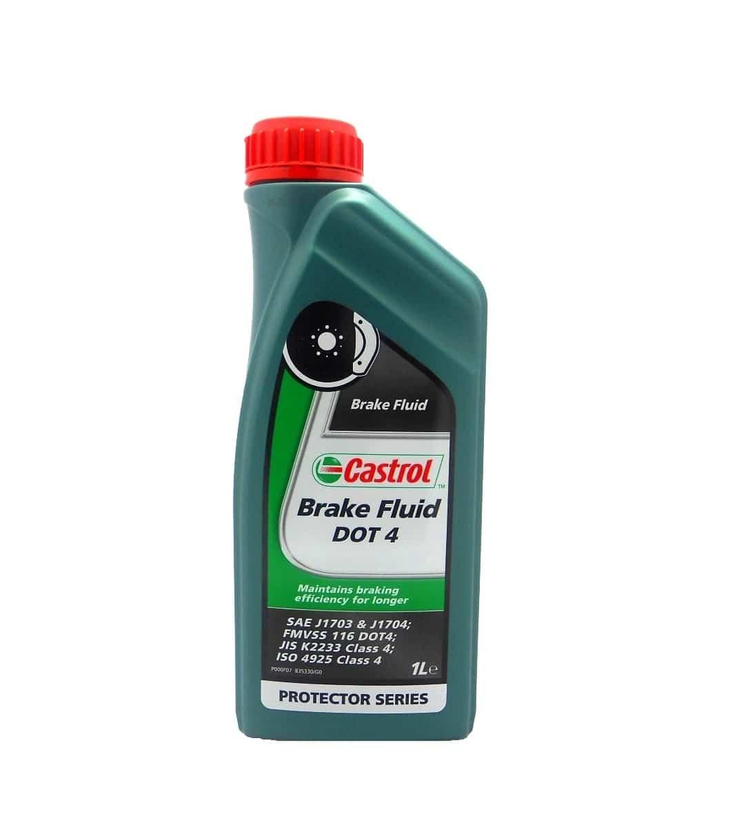 Castrol Brake Fluid Dot 4
