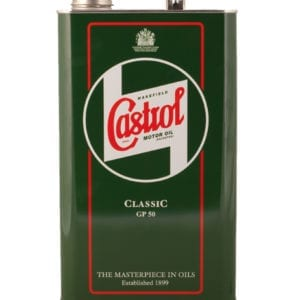 Castrol Classic GP 50