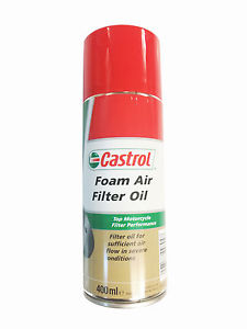 Castrol Foam Air Filter Oil
