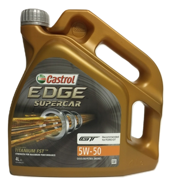 Castrol Edge Supercar 5w50